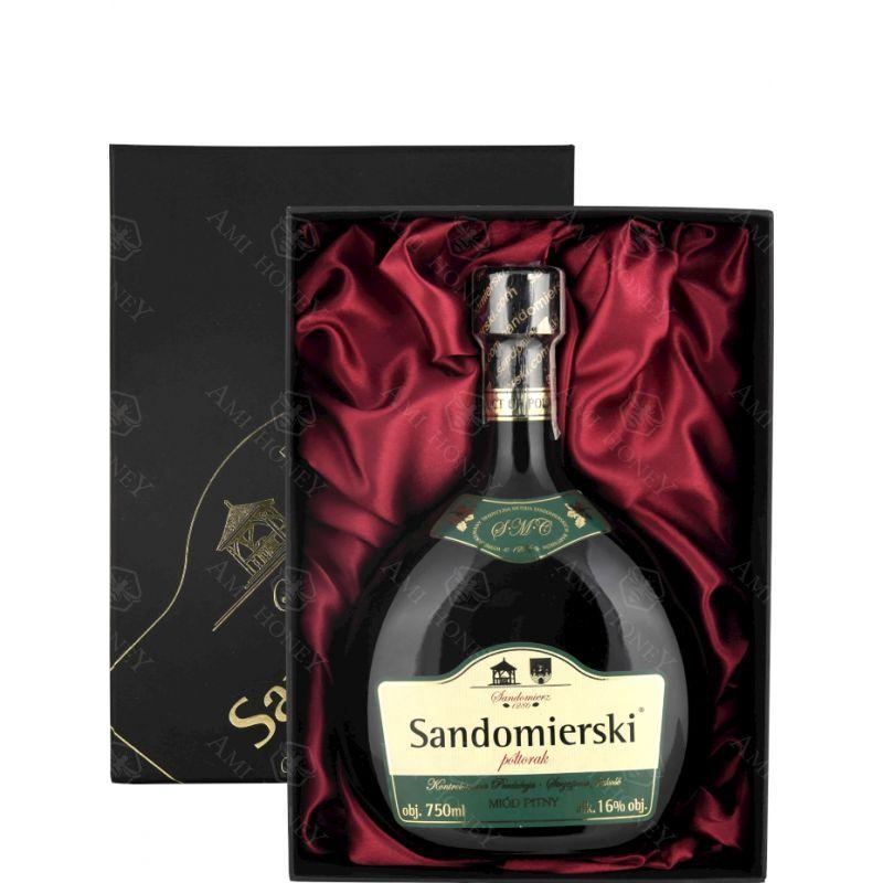 Sandomierski Półtorak 750 ml Zestaw w...