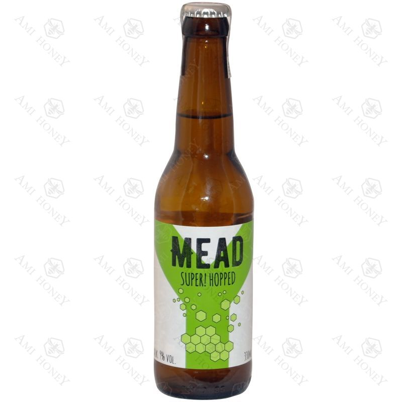 Zdjęcie produktu Super! Hopped Mead 330 ml