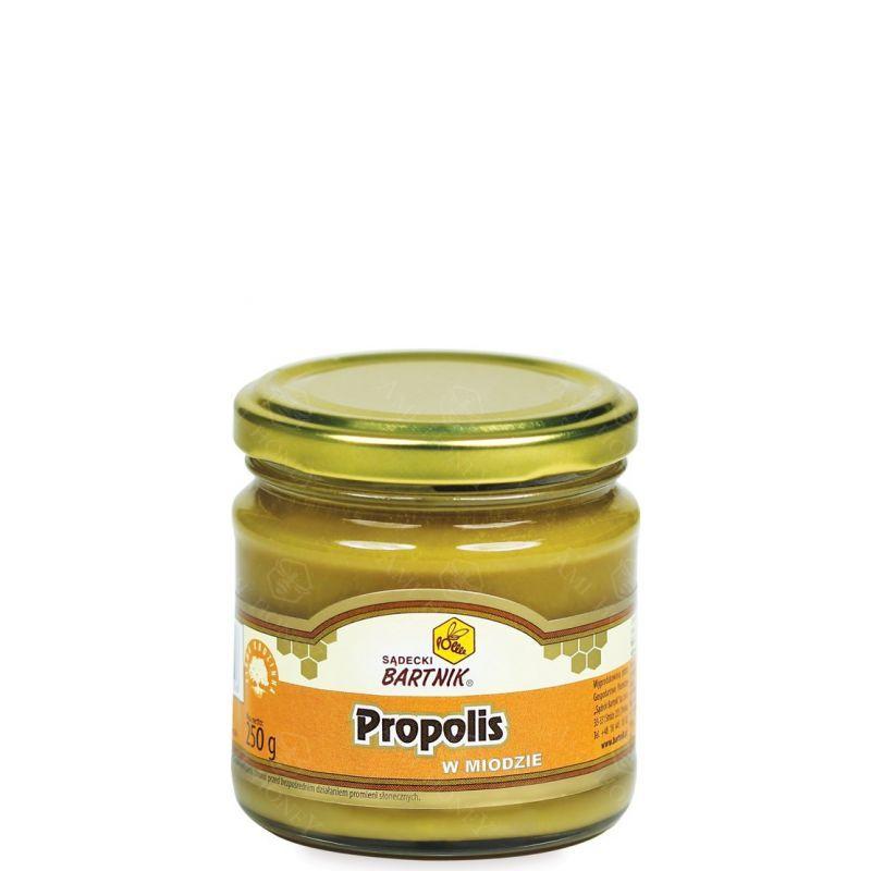 Zdjęcie produktu Propolis w miodzie 250 g