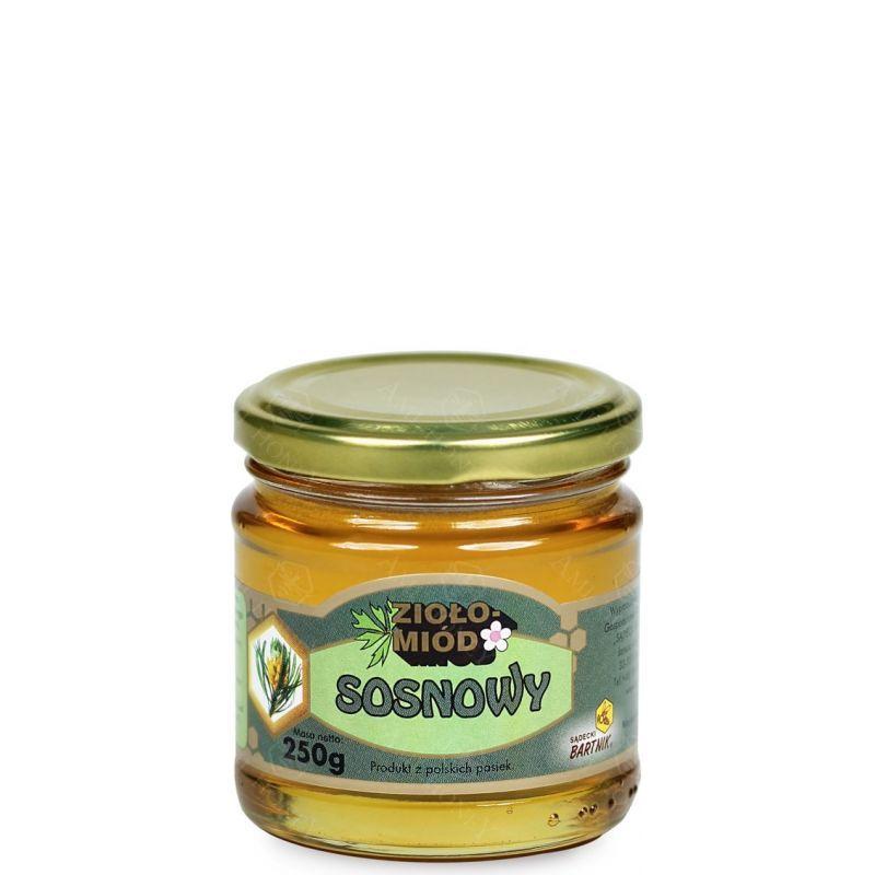 Zdjęcie produktu Ziołomiód sosnowy 250 g