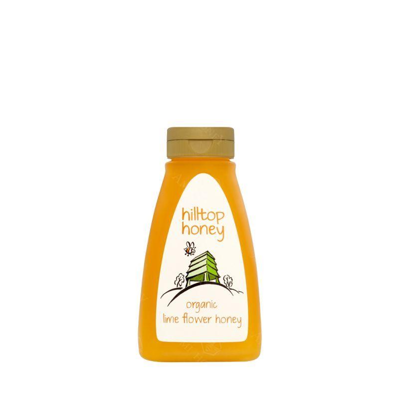 """Zdjęcie produktu Organiczny miód lipowy """"Hilltop Honey"""" 370 g"""