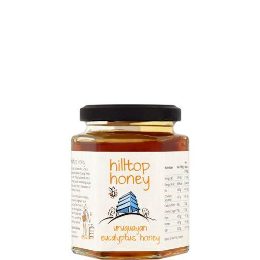 """Zdjęcie produktu Urugwajski miód eukaliptusowy """"Hilltop Honey"""" 227 g"""