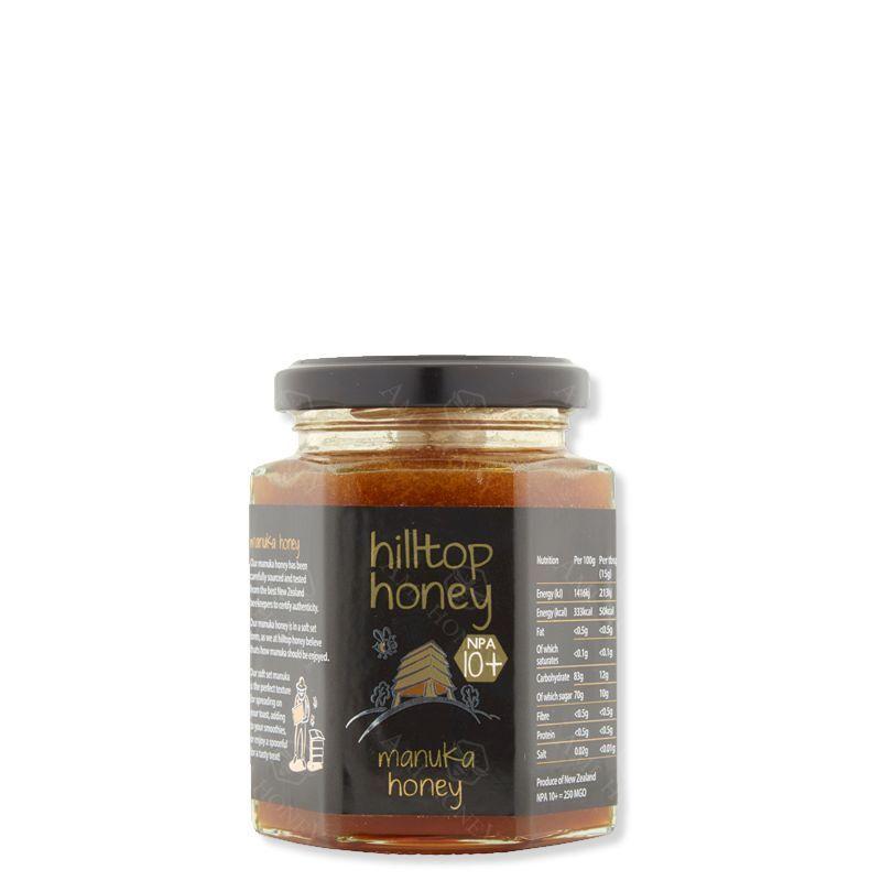 "Zdjęcie produktu Miód manuka NPA 10+ ""Hilltop Honey"" 250 g"