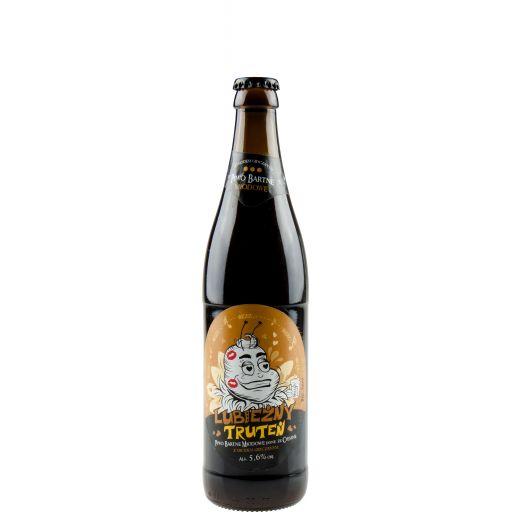 Piwo Ciemne Lubieżny Truteń...