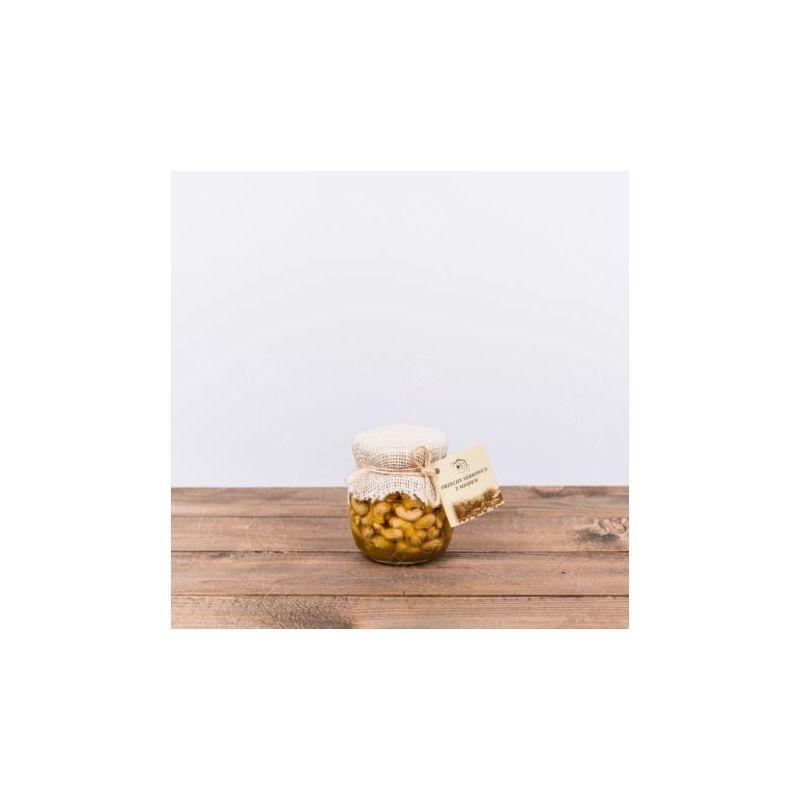 Zdjęcie produktu Orzechy nerkowca w miodzie 350 g