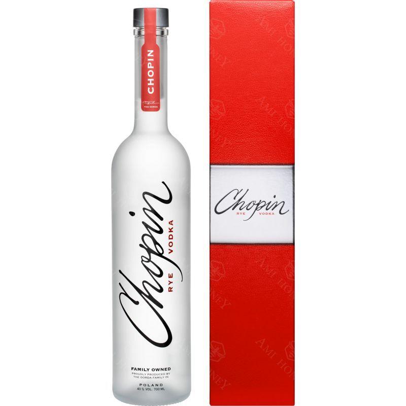 Wódka Chopin Rye 700 ml w kartonie