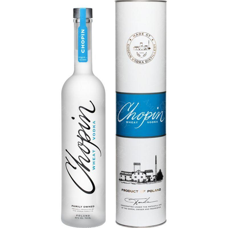 Wódka Chopin Wheat 700 ml w tubie