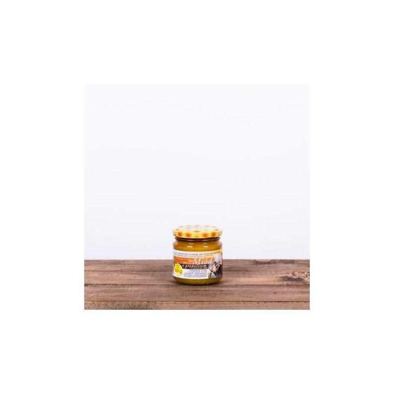 Zdjęcie produktu Miód z propolisem 250 g