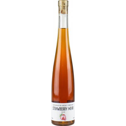 Strawberry Mead 2020 500 ml...