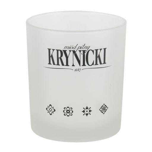 Zdjęcie produktu Satynowa szklanka Krynicki